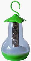 """Настольная светодиодная лампа аккумуляторная """"груша"""" HZT 299 / 0-52"""