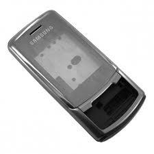 Корпус ААА Samsung M620 (чёрный)+русская клавиатура