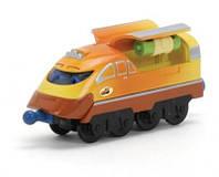 Моторизированный паровозик Чаггер Chuggington LC58007