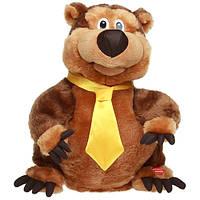 Поющий медведь Шпунтик, фото 1