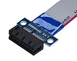 Райзер Riser PCI-E 1x to 1x  (1х 1х ), фото 2