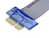 Райзер Riser PCI-E 1x to 1x  (1х 1х ), фото 3