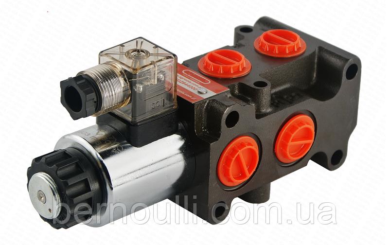 Розподілювальний клапан дільник потоків 6/2 12V 50 л/хв Badestnost