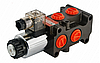 Розподілювальний клапан дільник потоків  6/2 12V 90л/хв Badestnost
