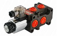 Розподілювальний клапан дільник потоків  6/2 24V 90л/хв Badestnost