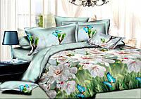 Комплект постельного белья из ранфорса Теплый день