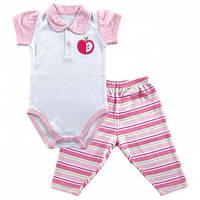 Набор для младенцев HUDSON BABY Pink Apple