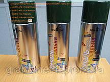 Аэрозольная краска NEW TON цена, краска для металлочерепицы зеленая (RAL 6005)