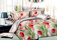 Комплект постельного белья из ранфорса Романс