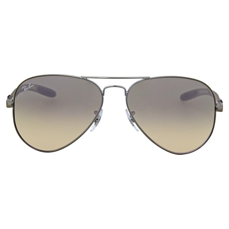 Солнцезащитные очки Ray-Ban Aviator Light Grey Gradient RB8307 004/32