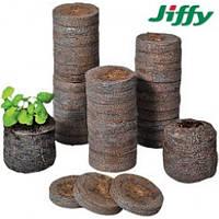Таблетки торфянные в оболочке Jiffy d=41(38)мм