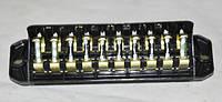 Блок предохранителей ГАЗ 33104 ВАЛДАЙ (БПР-4.08) (покупн. ГАЗ)