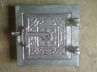 ✅ Дверка для чистки сажи 12 х 12 см (алюминий)