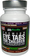 Препарат для улучшения зрения детей Eye tabs for children Ult:Rovita 60 tabs