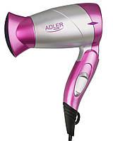 Фен Adler AD 223 pink