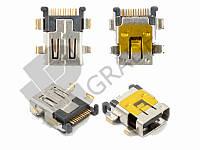 Разъем зарядки HTC T3238/T3232 Touch 3G, mini-USB