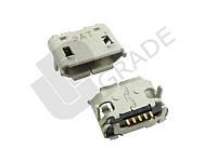 Разъем зарядки Lenovo A3000/A3300/A3500/A5000/A7000/A10-30/A10-70 (A7600)/A7-50/S910/S930, 5 pin, micro-USB тип-B
