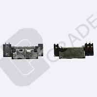 Разъем зарядки LG 22 pin (3 боковых контакта)