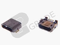 Разъем зарядки Sony C5302 M35h Xperia SP/C5303/C5306/C6502/C6503/C6506/HTC One M8/M8e (micro USB)