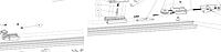 Рейка приводная комплекта ASG1000/4KIT (рейка 4,2м)