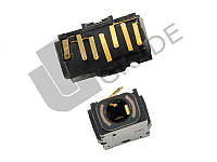 Разъем наушников для Nokia 6260s/6700s/6730c/7020/7510sn/E66/E71/ E72
