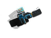 """Разъем наушников для Samsung N5100 Galaxy Note 8.0""""/N5120, с динамиком, с датчиком света, на шлейфе"""