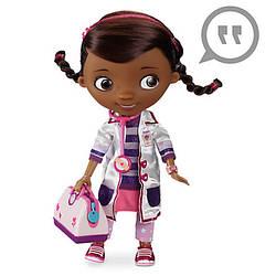 Доктор Плюшева говорящая кукла 28 см ДИСНЕЙ / DISNEY Doc McStuffins