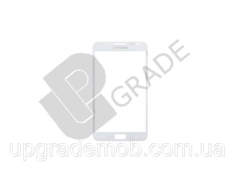 Стекло Samsung N7000 Galaxy Note/i9220, белое - UPgrade-запчасти для мобильных телефонов и планшетов в Днепре