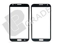Стекло Samsung N7100 Galaxy Note 2, черное