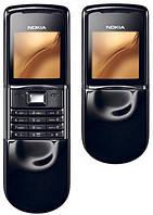 Китайский Nokia 8800, Black, металлический корпус, камера 2 Мп.