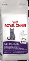 Корм сухой Роял Канин для кастрированных котов старше 12-ти лет Royal Canin Sterilised 12+  2 кг