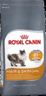 Корм сухой Роял Канин для котов забота о коже и шерсти Royal Canin Hair & Skin Care 10 кг