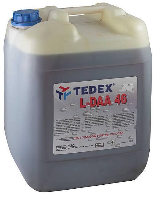 Масло компрессорное TEDEX LDAA 100 (200 Л), фото 2