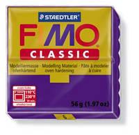 Полимерная глина FIMO Classic, сирень, (56гр) STAEDTLER. 6N/8000