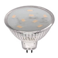 Led лампа Luxel  MR 16 3W 3000K 010-H GU5.3, фото 1