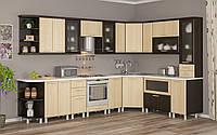 """Кухня """"Тера 2,6 м"""" от """"Мебель Сервис"""""""