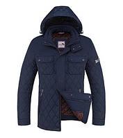 Подростковая куртка зимняя мужская