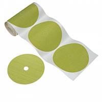 3М Круг 268XA А 35 Trizact самоклей для полировки стекла, глубокие царапины, зеленый