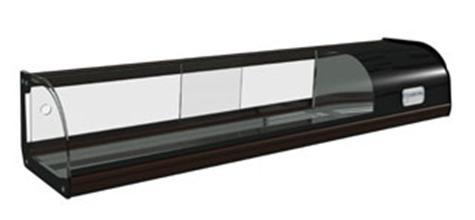 Настольная барная витрина Carboma ВХСв-1,8