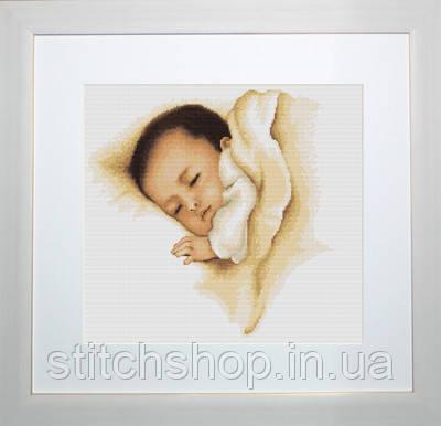 B384 Сладкий сон. Luca-S. Набор для вышивания нитками