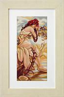B403 Лето. Luca-S. Набор для вышивания нитками