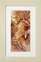 B404 Осень. Luca-S. Набор для вышивания нитками
