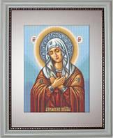 B418 Умиление Богородицы. Luca-S. Набор для вышивания нитками