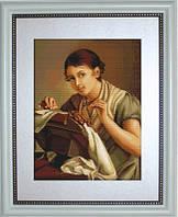 B427 Кружевница. Luca-S. Набор для вышивания нитками