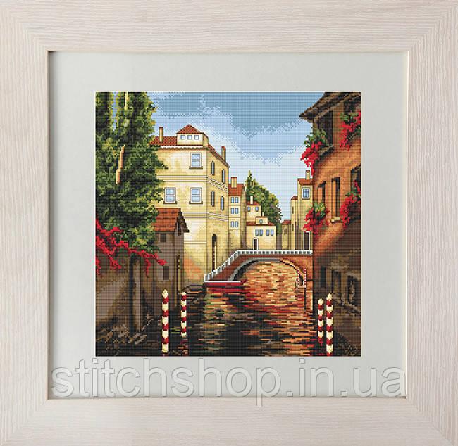 B202 Венеция . Luca-S. Набор для вышивания нитками
