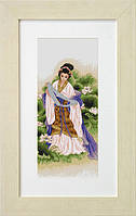 B226 Японка. Luca-S. Набор для вышивания нитками