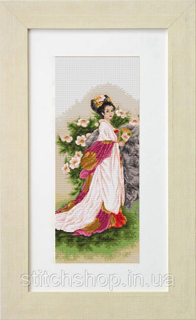 B227 Мелодия души. Luca-S. Набор для вышивания нитками
