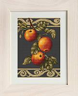 B277 Веточка яблони. Luca-S. Набор для вышивания нитками