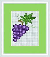 B006 Виногра. Luca-S. Набор для вышивания нитками