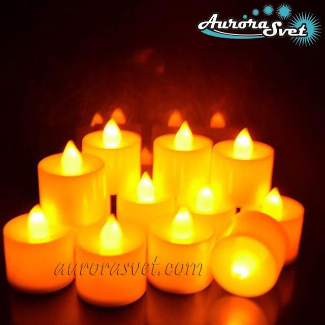 светодиодные свечи харьков